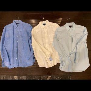 Men's Banana Republic Button up Shirts Medium